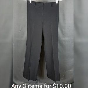 Antonio melani black pants size 4